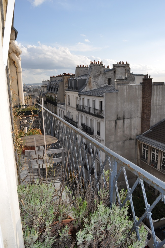Montmartre Hideaway Apartment, Paris