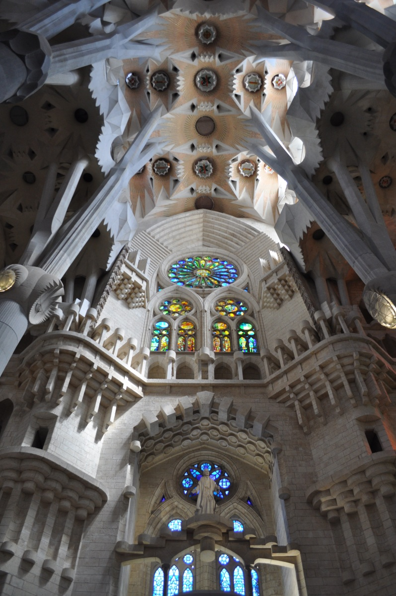 La Sagrada Familia, Not to be Missed!