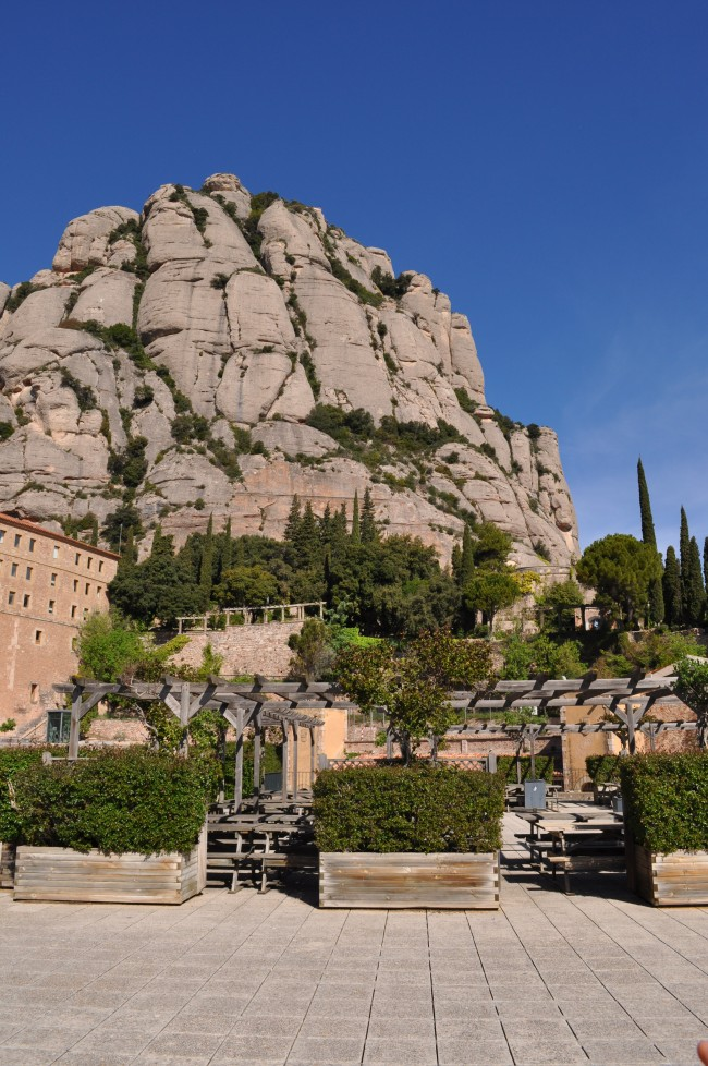 Picturesque Montserrat