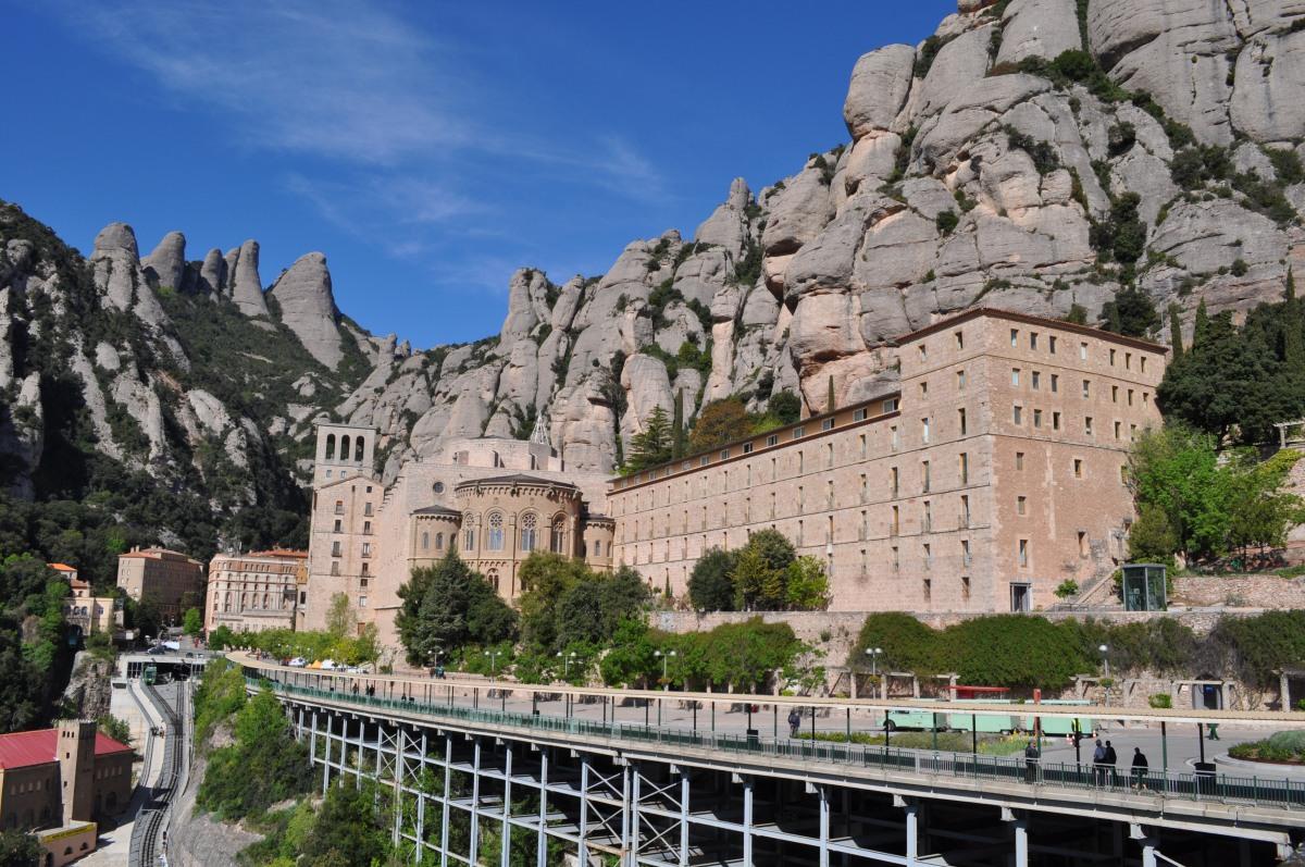 A day trip to Montserrat