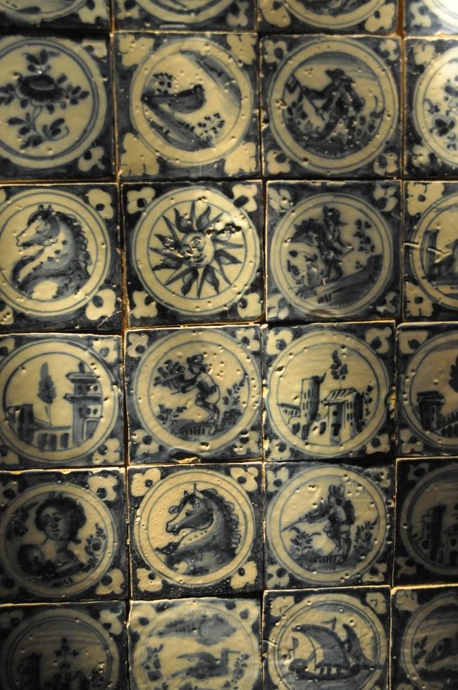 Tiles at Alcazar