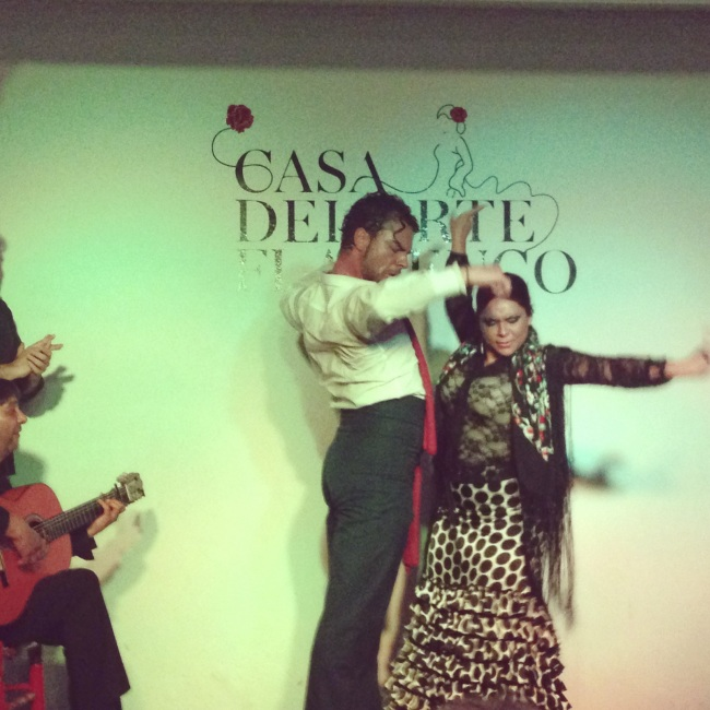 Casa Del Arte Flamenco, Granada